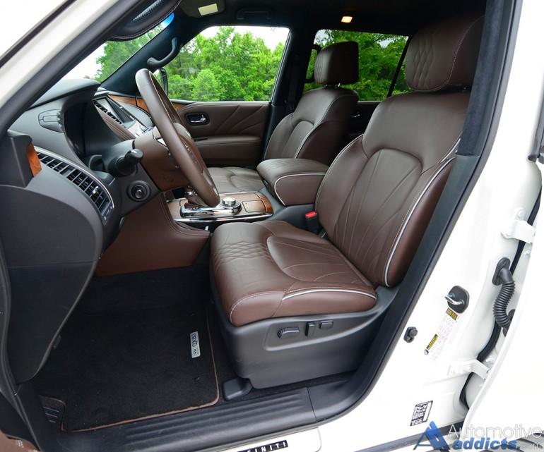 2016-infiniti-qx80-chỗ ngồi phía trước