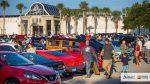 Những người nghiện ô tô Cars & Coffee Tháng 8 năm 2017 kỷ niệm sự đa dạng hóa ô tô địa phương với những con số kỷ lục