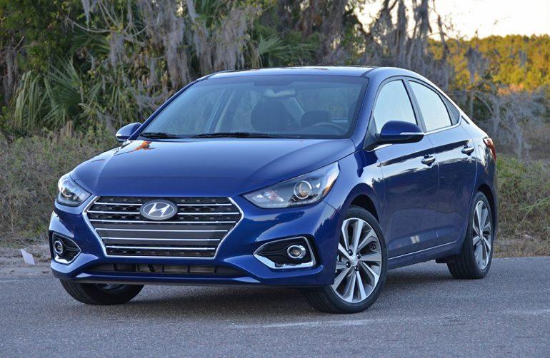Đánh giá Lái thử đầu tiên Hyundai Accent Limited 2018