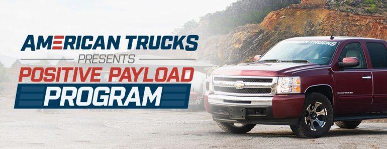 Xe tải Mỹ: Người chiến thắng mùa đông có trọng tải tích cực được công bố