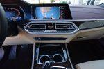 Bảng điều khiển trung tâm BMW X5 xDrive50i 2019