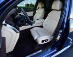 Ghế trước BMW X5 xDrive50i 2019