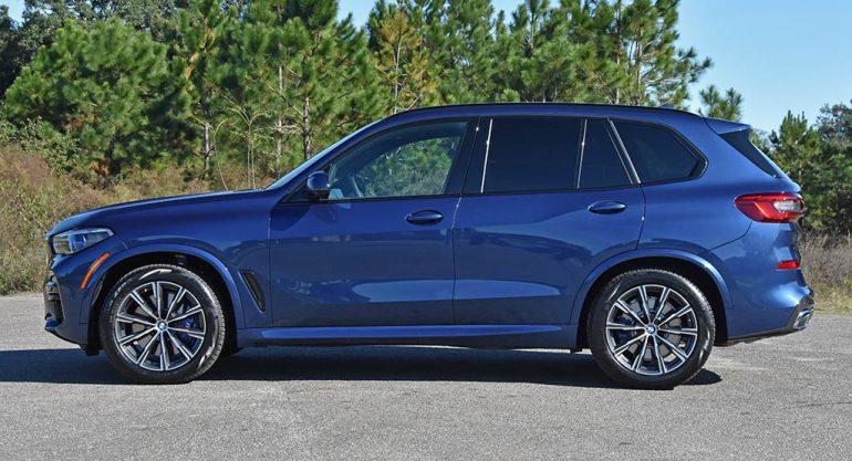 BMW X5 xDrive50i 2019 bên hông