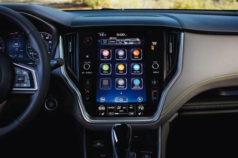 Chiếc SUV Crossover Subaru Outback 2020 thân thiện với gia đình bổ sung thêm sức mạnh và công nghệ
