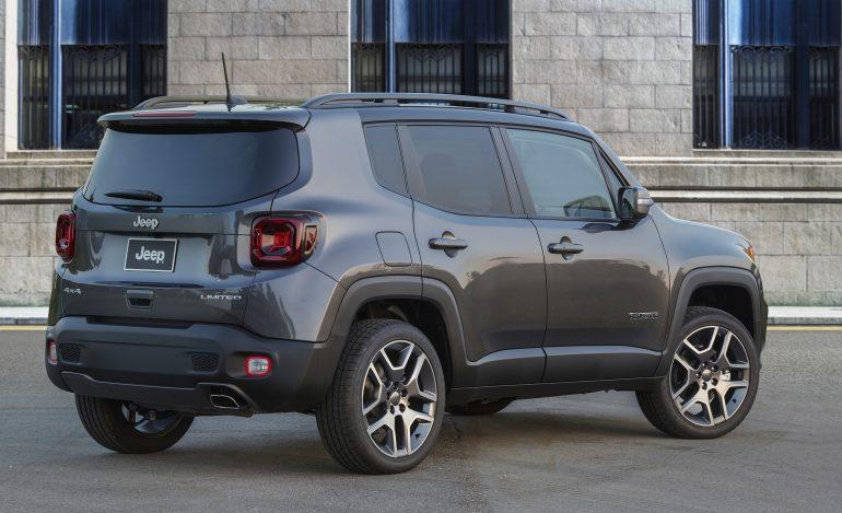 Mẫu SUV cỡ nhỏ liên tục phát triển: Jeep Renegade 2019