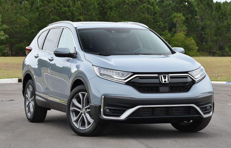 Honda CR-V Hybrid 2021 có thể chuyển đổi nhiều tài xế Anh sang thương hiệu hơn không?