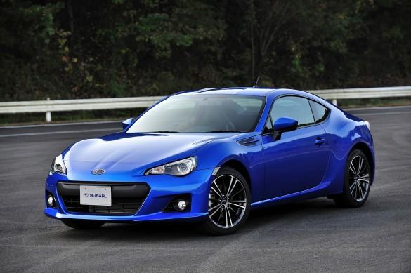 BRZ của Subaru sẽ bắt đầu với giá 24.000 đô la: Báo cáo