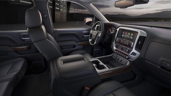 GM tiết lộ xe tải cỡ lớn mới: Chevrolet Silverado 2014 và GMC Sierra 2014 Chi tiết