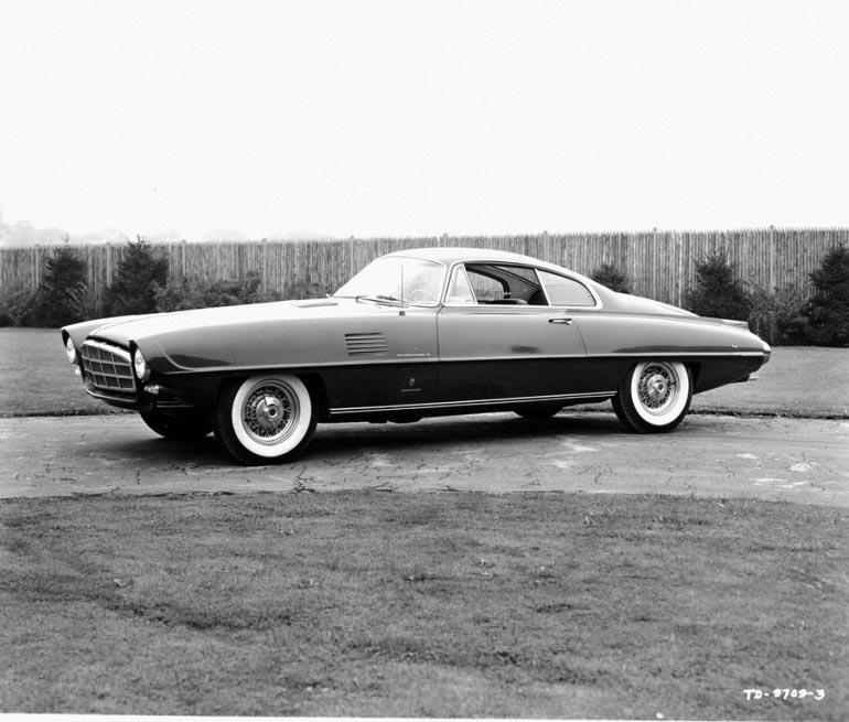 1954 Desoto Adventurer II - Bên