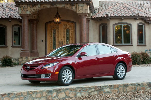 Báo cáo cho biết Mazda ngừng sản xuất tại Mỹ
