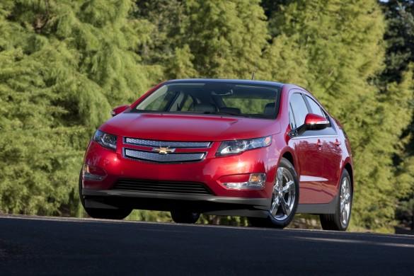 Báo cáo của người tiêu dùng: Chevy Volt mang lại sự hài lòng cao nhất