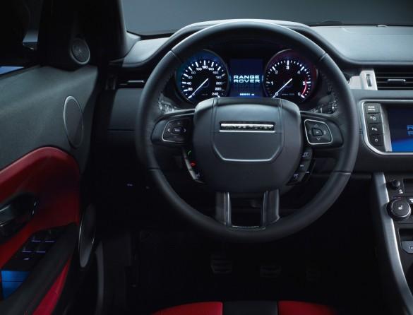 Land Rover Range Rover Evoque 2012 giành giải thưởng Xe tải của năm ở Bắc Mỹ