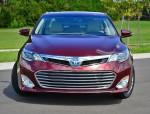 2013 Toyota Avalon Limited Hybrid Đánh giá & Lái thử