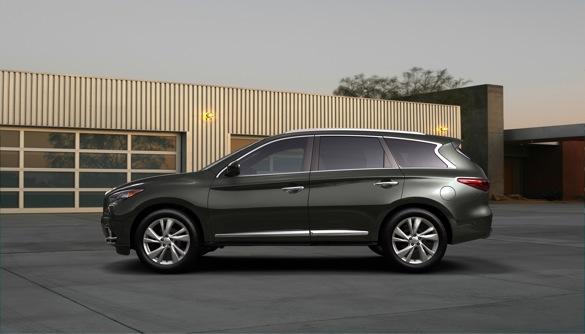 Infiniti có thay đổi sang FWD cho các mẫu xe trong tương lai không?