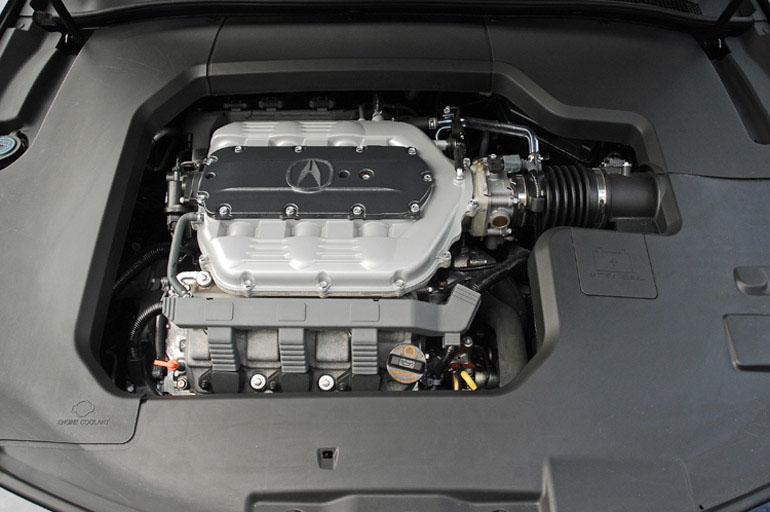 2014 Acura TL Special Edition Engine Hoàn thành nhỏ