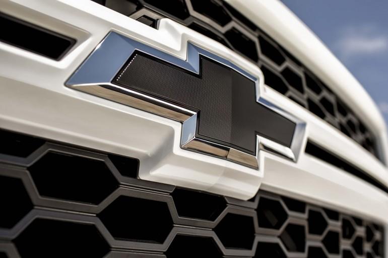 Chevrolet Silverado Rally Edition 2015