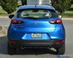 Đánh giá & Lái thử Mazda CX-3 Grand Touring FWD 2016