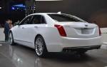Cadillac CT6 Touring Sedan 2016 Giá khởi điểm từ 53.495 USD, Mẫu CT6 Platinum có giá từ 83.465 USD