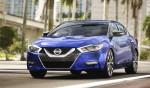Nissan Maxima 2016 ra mắt toàn cầu tại Triển lãm ô tô New York - Giá 32.410 USD