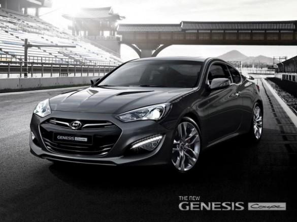 Hyundai tiết lộ thông số kỹ thuật hệ thống truyền động cho Genesis Coupe sắp ra mắt