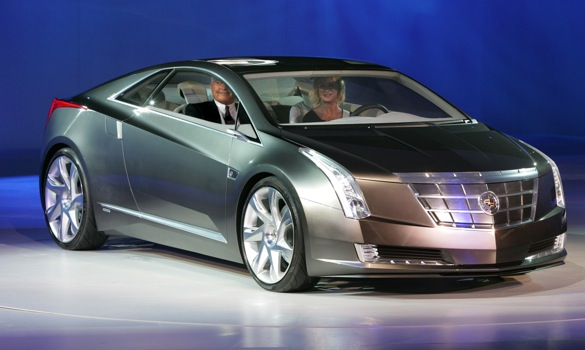 Báo cáo: Xe điện Cadillac Converj trỗi dậy từ cõi chết