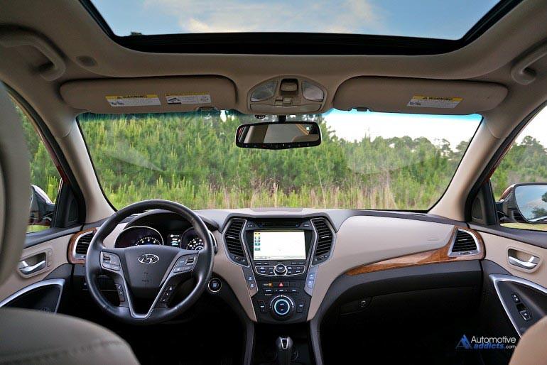 Hyundai Sante Fe Sport 2015