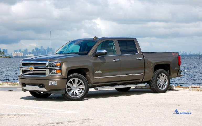 Xe tải GMC Miami 2014