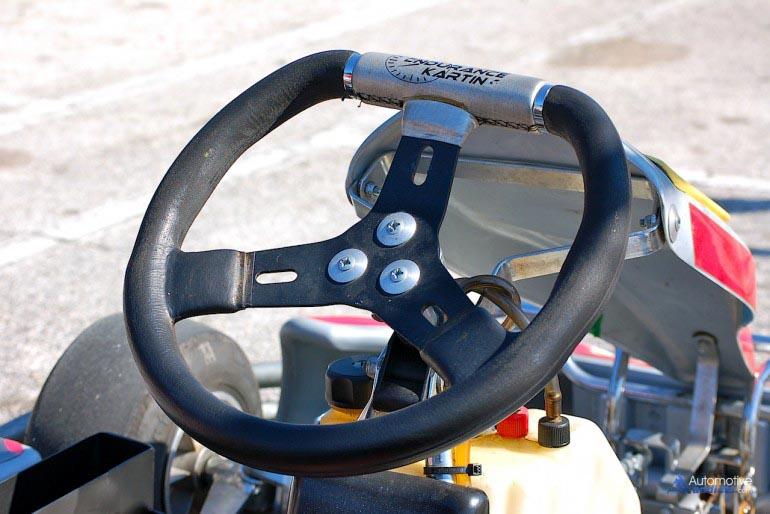 Độ bền Karting