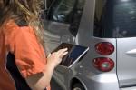 Một trong những cửa hàng ô tô đầu tiên sử dụng Apple iPad
