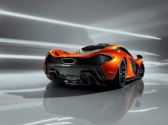 McLaren tiết lộ siêu xe P1 (Người kế nhiệm F1) trước thềm triển lãm ô tô Paris ra mắt