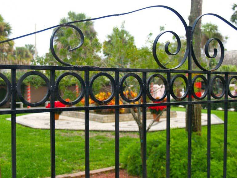 Vườn St Augustine