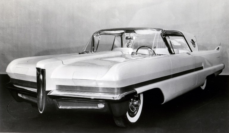 Packard Predictor - Mặt trước 3q