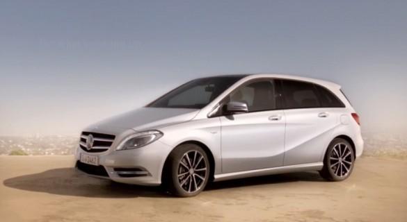Quảng cáo mới của Mercedes chứng minh người Đức có khiếu hài hước (bị vênh): Video