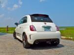 """Kết thúc Chuyến Đi Đường Mùa Hè trên """"Xe Thành Phố"""": Fiat 500c Abarth Cabrio 2014"""