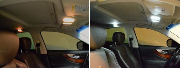 Ô tô sáng: Một sự say mê mới đối với hệ thống đèn LED ô tô