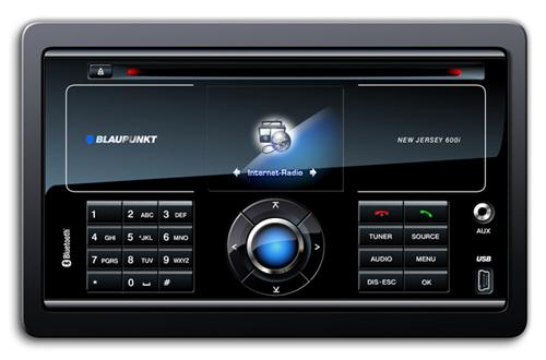 Khởi động CES 2009 Sự quan tâm của chúng tôi với Internet được kích hoạt phát trực tuyến âm thanh nổi trên ô tô