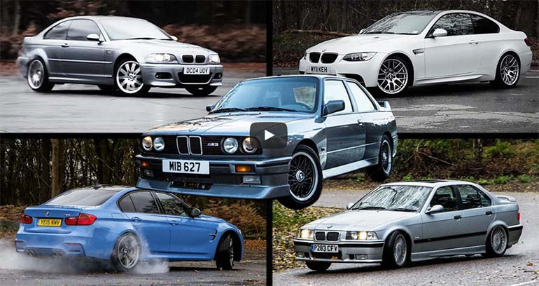 bmw-m3-all-Generation-ultimate-review