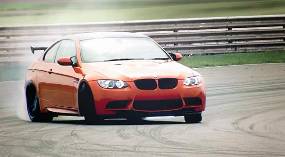 Video - BMW chỉ tạo ra một điều: Cỗ máy lái xe tối tân