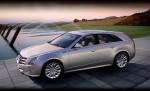 Cadillac CTS-V Sport Wagon được xác nhận: Khi toa xe trở nên tuyệt vời