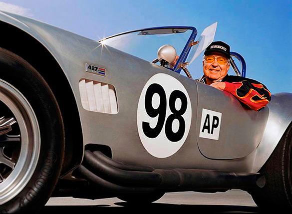 A Tribute to Carroll Shelby - Doanh nhân huyền thoại và biểu tượng ô tô
