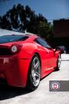 Bánh xe HRE giới thiệu bánh xe siêu nhẹ P44SC & P47SC mới được trang bị trên Ferrari 458 & Ford GT