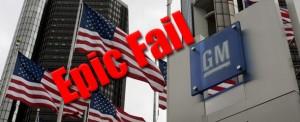 Thất bại Epic: Thất bại GM có thể gây ra những hậu quả nặng nề về kinh tế