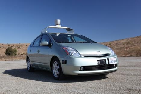 Kỹ sư Google: Ô tô tự lái có thể tiết kiệm hàng triệu sinh mạng mỗi năm