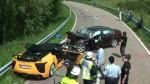 Người lái thử chính của Toyota chết trong vụ va quẹt bánh sau của Lexus LF-A Prototype