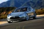 Hình ảnh xe điện Tesla Model S Premium mới