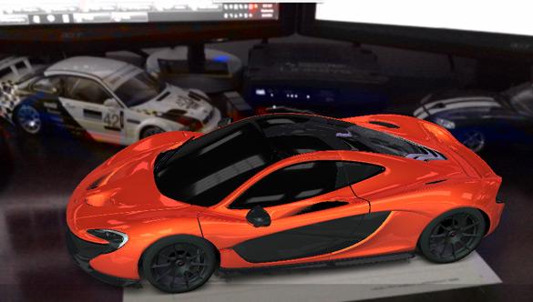 McLaren mang đến cho người dùng iPhone / iPad Chế độ xem 3D tương tác MIỄN PHÍ của Siêu xe P1 qua Ứng dụng Miễn phí