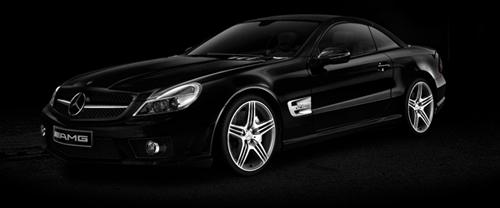 Benz Goes Hard Core: Trong nhà để xe của Jay Leno - Mercedes Benz SL63 AMG