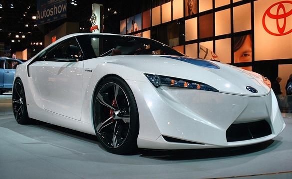 Nhà máy tin đồn: Toyota Gia hạn nhãn hiệu trên cách sử dụng tên 'Supra'
