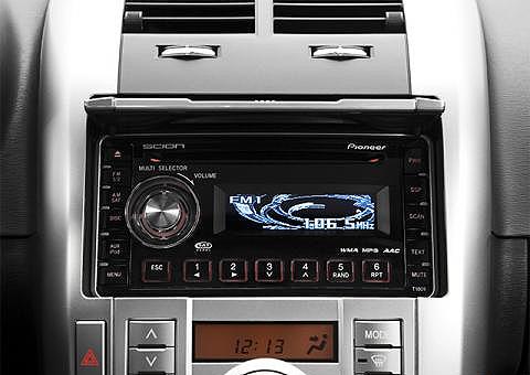 Sự đổi mới của hệ thống âm thanh trên ô tô trên các phương tiện mới