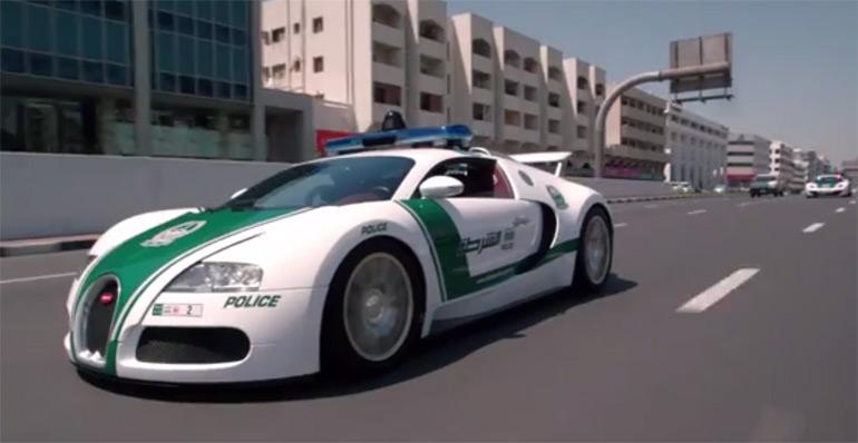 xe cảnh sát-nhanh nhất thế giới